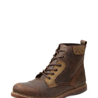 GBX Men's Fane Leather Boot - Brown -