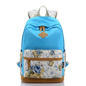 Day-First™ Fashion Cute Lightweight Backpacks for Teen Young Girls