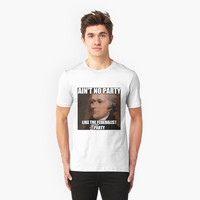 'Ain't No Party Hamilton Meme Merch ' T-Shirt by Lauren Brown