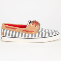 Sperry Top-Sider Bahama Womens Boat Shoes Navy/White  In Sizes