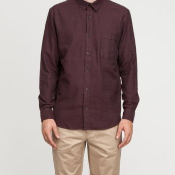 Cheap Monday Neo Shirt in Hit Red