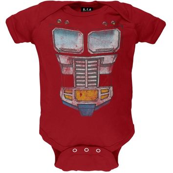 Transformers - Optimus Prime Costume Infant Bodysuit