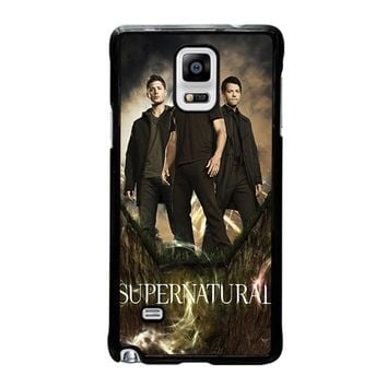 SUPERNATURAL Samsung Galaxy Note 4 Case Cover