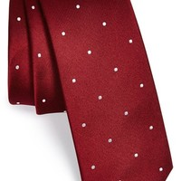 Men's The Tie Bar Woven Silk Tie , Size Regular