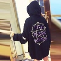 Hats Hoodies Long Sleeve Korean Jacket [46990884876]