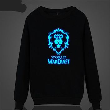 WORLD WARCRAFT Alliance Sweatshirt