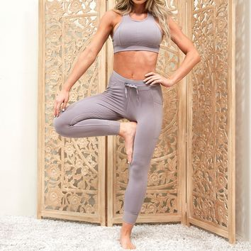 Center Stage Yoga Pants