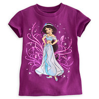 Disney Jasmine Tee for Girls | Disney Store