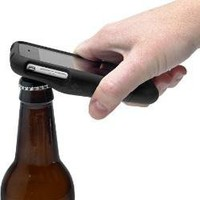 iPhone 4S Beer Bottle and Can Opener Case