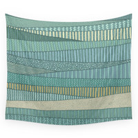 Society6 Summer Fields Wall Tapestry