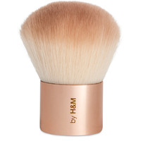 H&M - Mini Kabuki Brush - Pink - Ladies