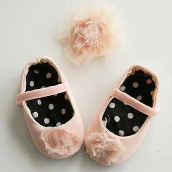 Baby Shoes Soft Sole Shoes Little Girl Shoes