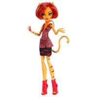 Monster High Ghouls Alive! Toralei Doll