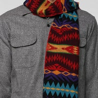 Pendleton Woven Jacquard Muffler Scarf - Urban Outfitters