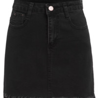 Adalyn Denim Skirt