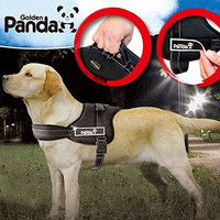 Dog Harness, PYRUS K8 No Pull Harness Dog Leash Padded Pet Walking Harness Heavy Duty for Dogs ( XL )