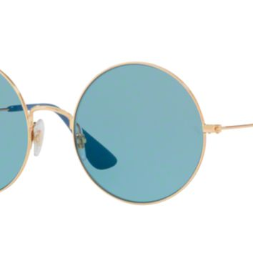 OVERSIZED ROUND RAY BAN RB 3592 001/F7 |  Janis Joplin SUNGLASSES