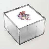 Blended Family Acrylic Box by duckyb