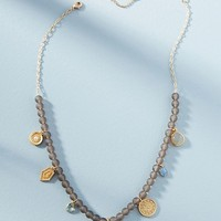Medallions Statement Necklace