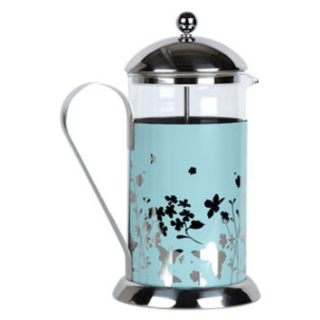 La Cafetiere Meadow Design 8 Cup Cafetiere