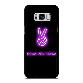 DOLAN TWIN TUESDAY Samsung Galaxy S3 S4 S5 S6 S7 Edge S8 Plus, Note 3 4 5 8 Case Cover