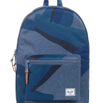 Herschel Supply Co. - Settlement Backpack (Rubber-Navy Portal)