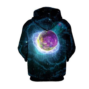 New Trippy Artwork Hoodie Music Festival - FREE SHIPPING