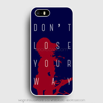 Kill La Kill iPhone Case Ryuko Mato iPhone 5s Case, iPhone 5 Cases