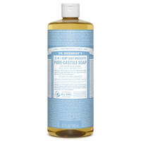Baby - Unscented  Pure Castile Soap