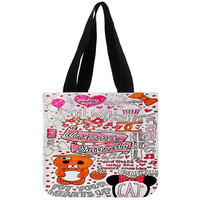 Ariana Grande Quotes Lyrics - Totebags