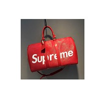 Supreme Letter Messenger Bag Shoulder Bag Travel Bag