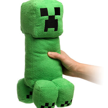 Minecraft Creeper Plush With Sound