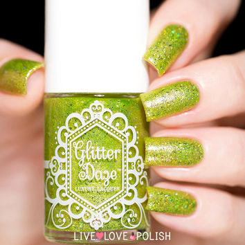Glitter Daze I'm Not Melon-Choly Nail Polish