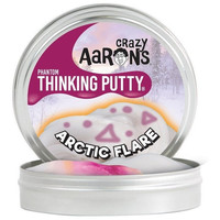 Crazy Aaron's Phantom UV-Reactive Thinking Putty