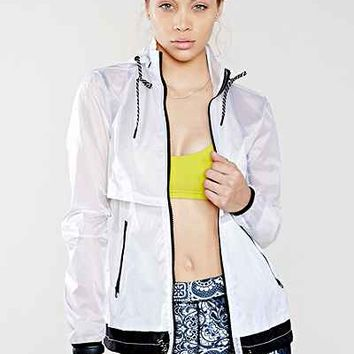 Without Walls Lightweight Windbreaker Jacket - Urban Outfitters