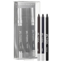 Triple Threat Travel Pencil Set Smoky Matte Edition - Urban Decay | Sephora