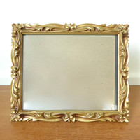 Carved wood look resin picture frame with sharp, deep detail, 12 x 10
