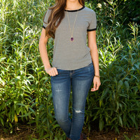 Miracle Mile Distressed Skinny Jeans