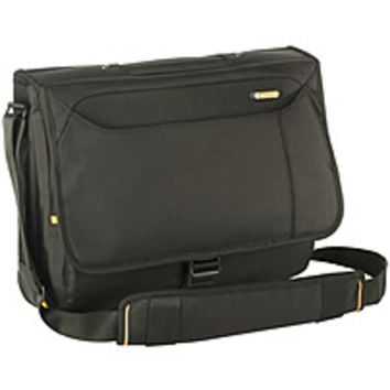 Targus TSM091US Meridian Messenger Case - Fits Laptops of Screen Sizes Up to 15.6 inches