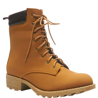 Lace Up Outdoor Boot | Wet Seal
