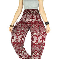 Gypsy pants  Elephant pants Palazzo pants Thai pants Hippie clothes Hippie pants Harem pants Elephant clothes