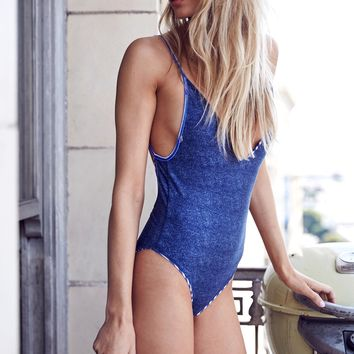 Honey + Luna - Los Angeles Reversible One Piece