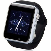 New A1 Smartwatch Phone-Silver