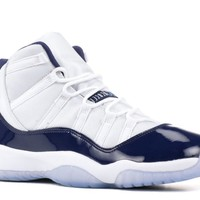 AIR JORDAN 11 RETRO BG (GS) 'WIN LIKE '82' - 378038-123