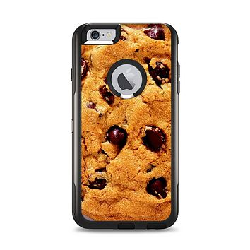 The Chocolate Chip Cookie Apple iPhone 6 Plus Otterbox Commuter Case Skin Set