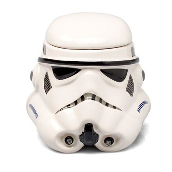 Star Wars Stormtrooper Helmet 20 oz. Lidded Coffee Mug