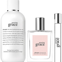 philosophy 3-Pc. Amazing Grace Fragrance Set - A $96 Value, Created for Macy's | macys.com