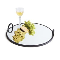 Rogers Mirror Serving Tray