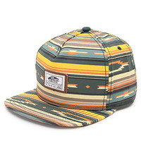 Vans Dunsmore Native Stripe Snapback Hat at PacSun.com