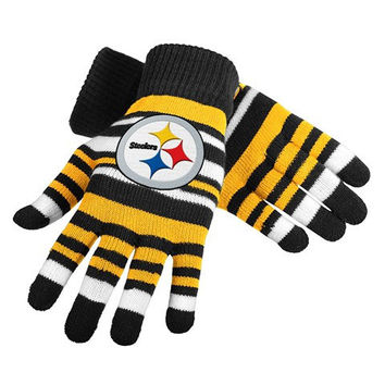 Pittsburgh Steelers Official NFL Stretch Glove